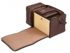 GB Brown Cajon Bag-Open-Fiesta