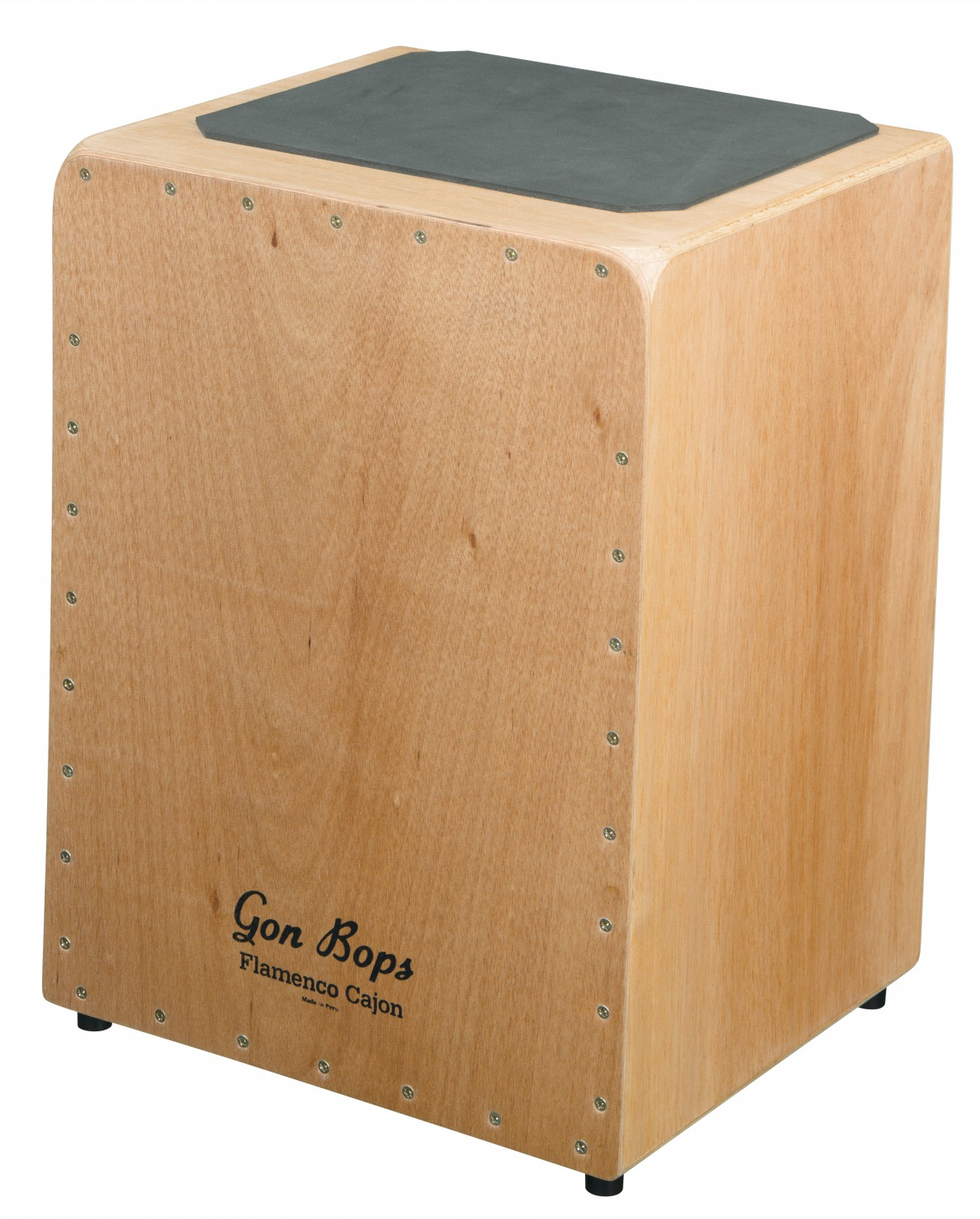 how to build a cajon drum pdf