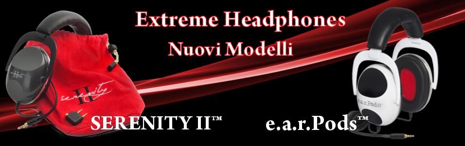 extreme headphones serenity earpods