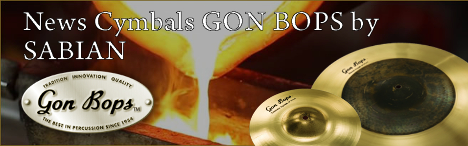 banner gon bops cymbals