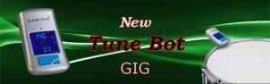 sfondo verde tune bot gig